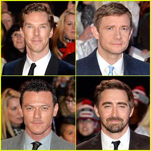 Benedict Cumberbatch Has No Plans to Quit 'Sherlock' TV Show