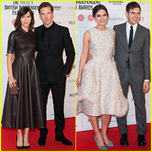 Benedict Cumberbatch Gives the Most Heartfelt Acceptance Speech at the British Film Awards - Read it Here!