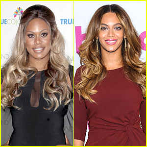 beyonce sends out the best holiday cards ever ask laverne cox - Best Holiday Cards