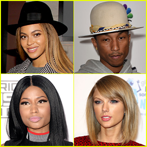 Beyonce Tops Facebook's Most Popular Entertainers of 2014!