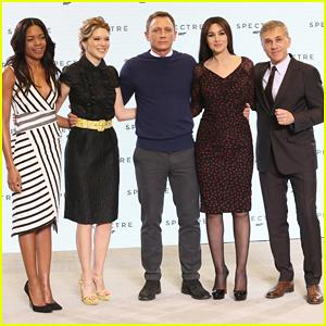 'Bond 24' Titled 'Spectre': Christoph Waltz, Lea Seydoux, & Monica Bellucci Revealed As New Cast Members!