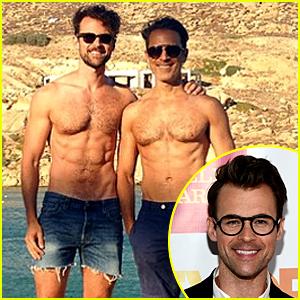 Fashion Police's Brad Goreski Is Engaged to Boyfriend Gary Janetti!