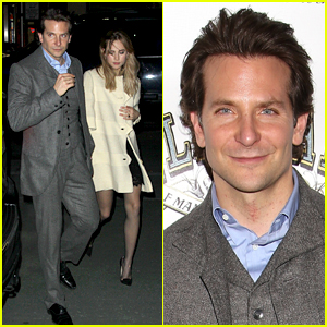 Bradley Cooper Is Joined By Girlfriend Suki Waterhouse at 'Elephant Man' Opening Night!