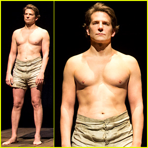 Bradley Cooper is Shirtless & Vulnerable in His Broadway Play 'Elephant Man'