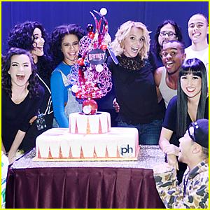Britney Spears Celebrates One Year of Las Vegas Residency!