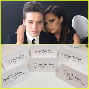 Brooklyn Beckham Documents His Day at His Godfather Elton John's Wedding to David Furnish!