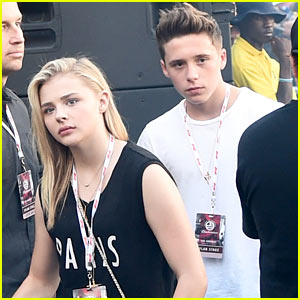 Brooklyn Beckham Joins Twitter, Follows Chloe Moretz First!