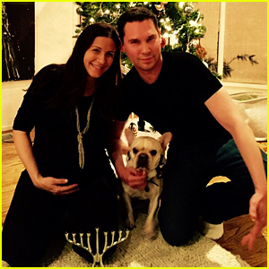 Bryan Singer Shares Sweet Pic with BFF Michelle Clunie As Her Due Date Approaches!