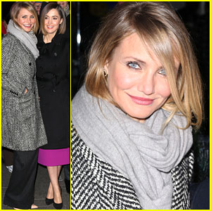 Cameron Diaz Performs 'Little Girls' in New 'Annie' Clip - Watch Here!