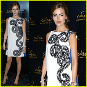 Watch Out! Camilla Belle Looks Even Classier Wearing Omega