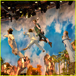 Celebrities React to NBC's Production of 'Peter Pan Live' - Read All Their Tweets Here!