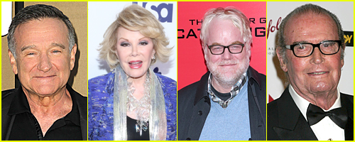 In Remembrance: Celebrity Deaths in 2014