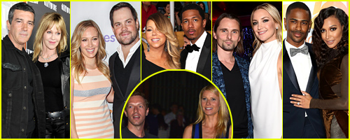 Just Jared's Celebrity Split Recap of 2014
