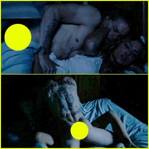 This Might Be Charlie Hunnam's Final 'Sons of Anarchy' Nude Scene!