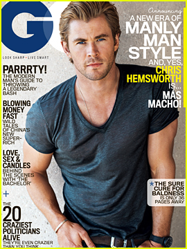 Chris Hemsworth Hasn't Approved of All of Liam's Girlfriends
