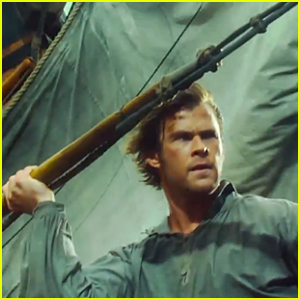 Chris Hemsworth Gets Ready to Fight Whale 'In The Heart Of The Sea' Trailer - Watch Now!