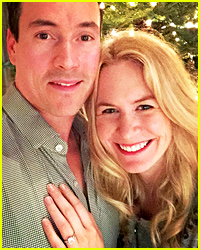 American Pie's Chris Klein Is Engaged to His Girlfriend Laina Rose Thyfault