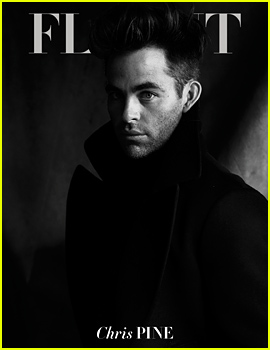 Chris Pine Admits He's Both Competitive in Nature & a Perfectionist