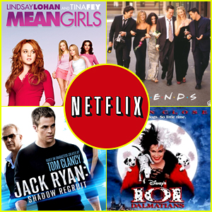 Here Are the Movies & TV Shows New on Netflix in January!