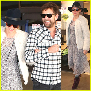 Diane Kruger Congratulates Beau Joshua Jackson on The Affair's Golden Globes Nomination