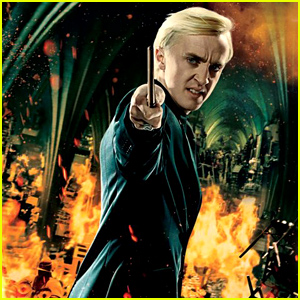 J.K. Rowling Reveals New Information About Draco Malfoy, Says She's 'Unnerved' By Girls Who Fall For Him