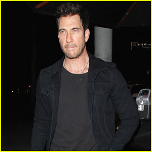 Dylan McDermott Says Following Him On Instagram Will Make You Less Bloated