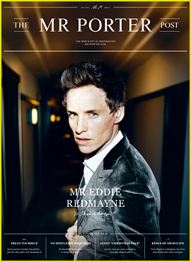 Eddie Redmayne Almost Had a Meltdown Before Filming 'Theory of Everything'