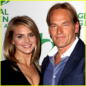Eliza Coupe Marries Darin Olien & Gets Her 'Happy Ending'!