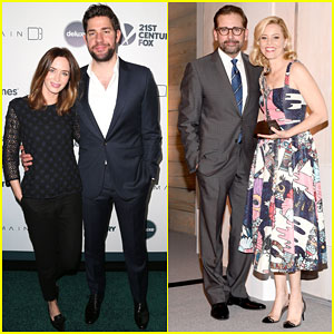 Emily Blunt & John Krasinski Are a Picture Perfect Couple at March of Dimes Event