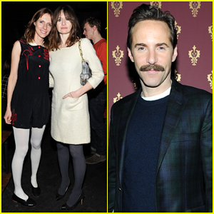 Emily Mortimer Gets Support From Hubby Alessandro Nivola at 'Doll & Em' NYC Wrap Party!