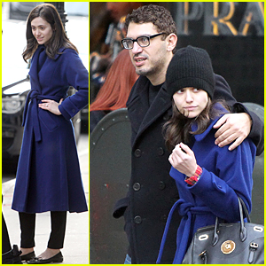 Emmy Rossum Is Not Engaged Despite Wearing Ring on THAT Left Finger