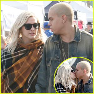 Ashlee Simpson Makes Cameo in Husband Evan Ross' New 'How to Live Alone' Music Video - Watch Now!