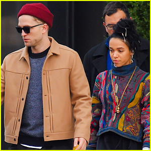 FKA twigs Calls Robert Pattinson the 'Man I Love'