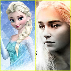 'Frozen' & 'Game of Thrones' Top Facebook's Most Popular TV & Movies of 2014!