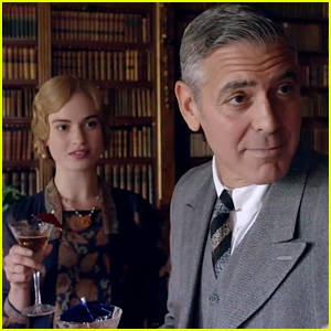 George Clooney Makes His Dashing Debut on 'Downton Abbey' - Watch Now!