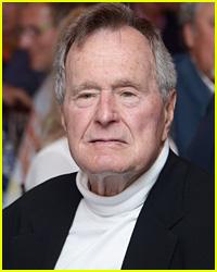 Former President George H.W. Bush Hospitalized in Texas
