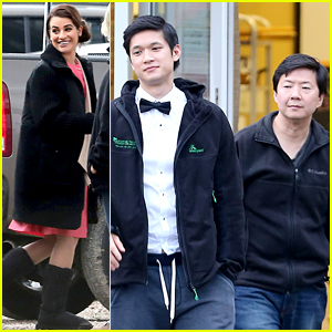 'Glee' Cast Welcomes Ken Jeong for Final Season Guest Spot!