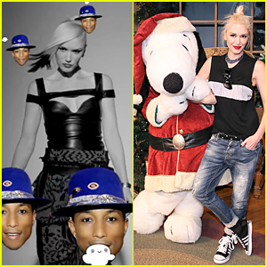 Gwen Stefani & Pharrell Williams 'Spark the Fire' in Cartoon-Like Music Video - Watch Now!