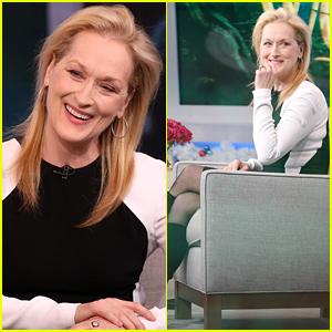 Gwyneth Paltrow Saved Meryl Streep's Thanksgiving Dinner - Watch Now!