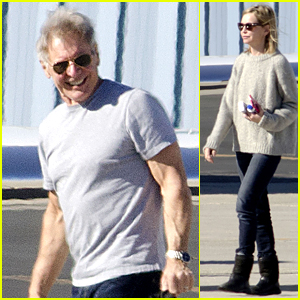 Harrison Ford & Calista Flockhart Will Ring in the New Year in Wyoming