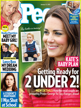 Hayden Panettiere Introduces Baby Kaya on 'People' Cover
