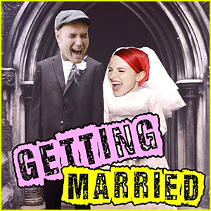Paramore's Hayley Williams & New Found Glory's Chad Gilbert Are Engaged!