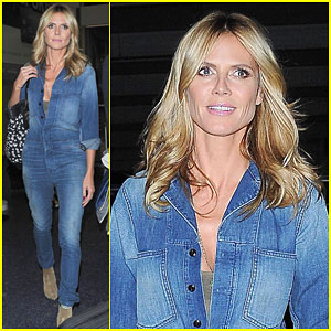 Heidi Klum Shares a Happy Photo Blast From the Past