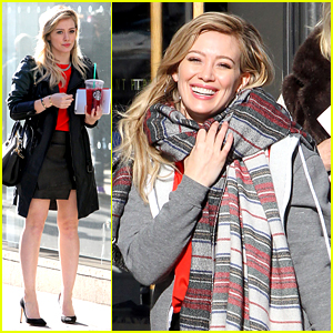 Hilary Duff & Sutton Foster Wrap Filming on 'Younger' Season 1
