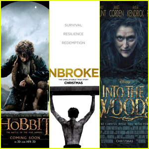 'The Hobbit' Beats Out 'Unbroken' & 'Into the Woods' to Win Christmas Weekend Box Office