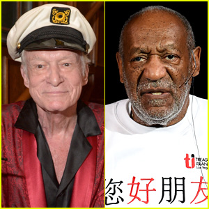 Hugh Hefner Responds to Bill Cosby Sexual Abuse Allegations
