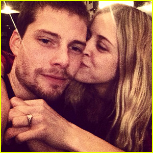 Still Alice's Hunter Parrish Engaged to Girlfriend Kathryn Wahl!