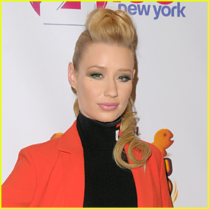 Iggy Azalea: Diagnosed With TMJ Disorder & Vows to Take Better Care of Herself
