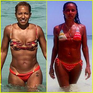Jada Pinkett-Smith's Mom Adrienne, 61, Might Have the Hottest Bikini Body Ever - See the Impressive Photo!