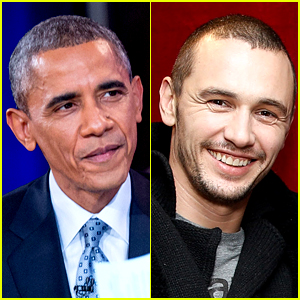 James Flacco: Obama Slips Up on James Franco's Name (Video)